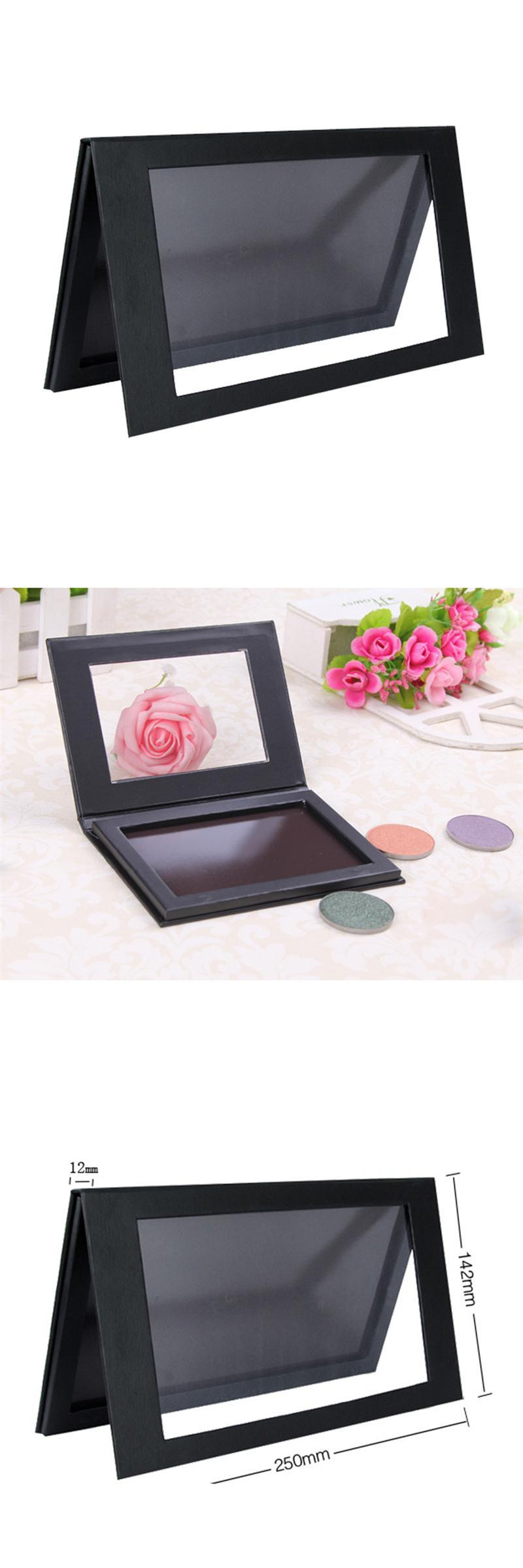 [Visit to Buy] Empty Cosmetics Makeup Eyeshadow