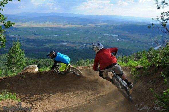 Mountain Bike Rentals Colorado Springs