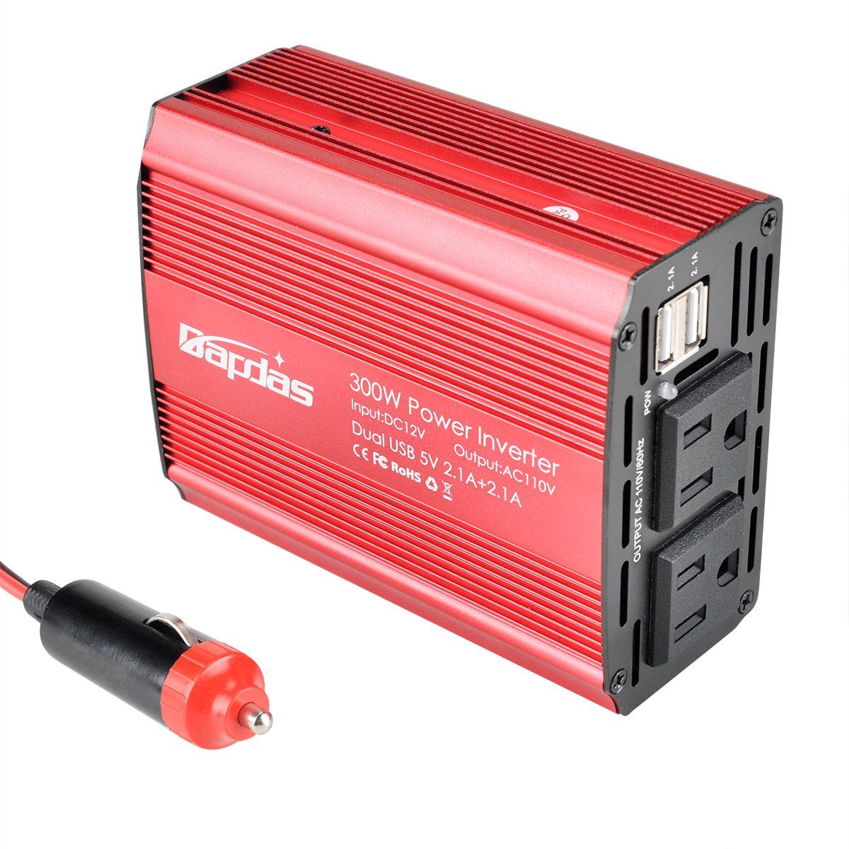 https://amzrc.com/deals/bapdas-car-power-inverter-with-300w-dual-110v-ac-outlets-dual-4-8a-usb-dc-12v-to-110v-ac-car-power-converter-adapter-charging-for-camera-tablet-smartphone-loptop-and-more-70-off/ - Bapdas Car Power Inverter with 300W Dual 110V AC Outlets Dual 4.8A USB DC 12V to 110V AC Car Power Converter Adapter Charging for Camera Tablet Smartphone Loptop and more - 70% Off -  #lifehacks #mom #mothersday #amazon #discount #free #awesome