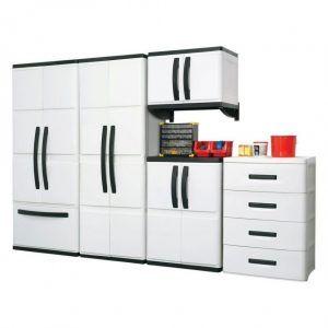 Workforce Plastic Storage Cabinets