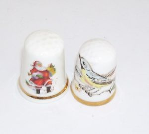Porcelain+Thimbles+|+Antique+Porcelain+Thimbles+|+...+about+North+Lodge+and+Caverswall+Fine+...