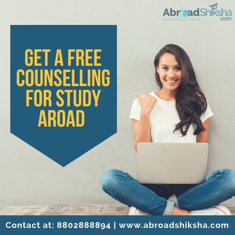 Abroad Shiksha offers a #PersonalisedGuidance to help you study