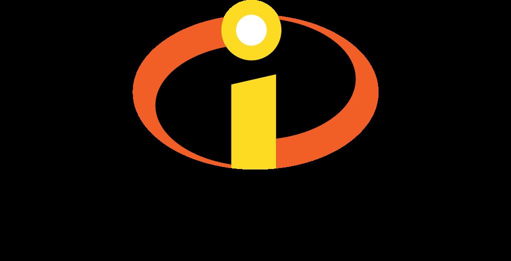 File The Incredibles Logo Svg Incredibles Logo The Incredibles Cartoon Logo