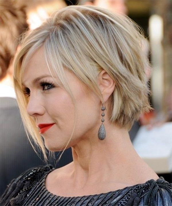 Hairstyles For Round Faces To Make It Look Slimmer Face Hair - Hairstyle for round face to look slim