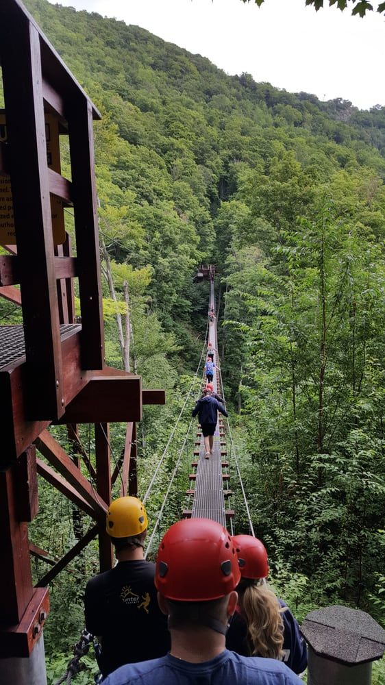 The Epic Zipline In New York That Will Take You On The