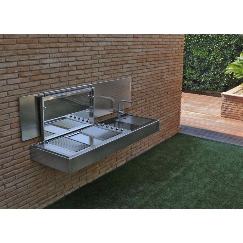 fesfoc krakatoa elite line barbecue gas grill au enk che pinterest outdoor k che. Black Bedroom Furniture Sets. Home Design Ideas