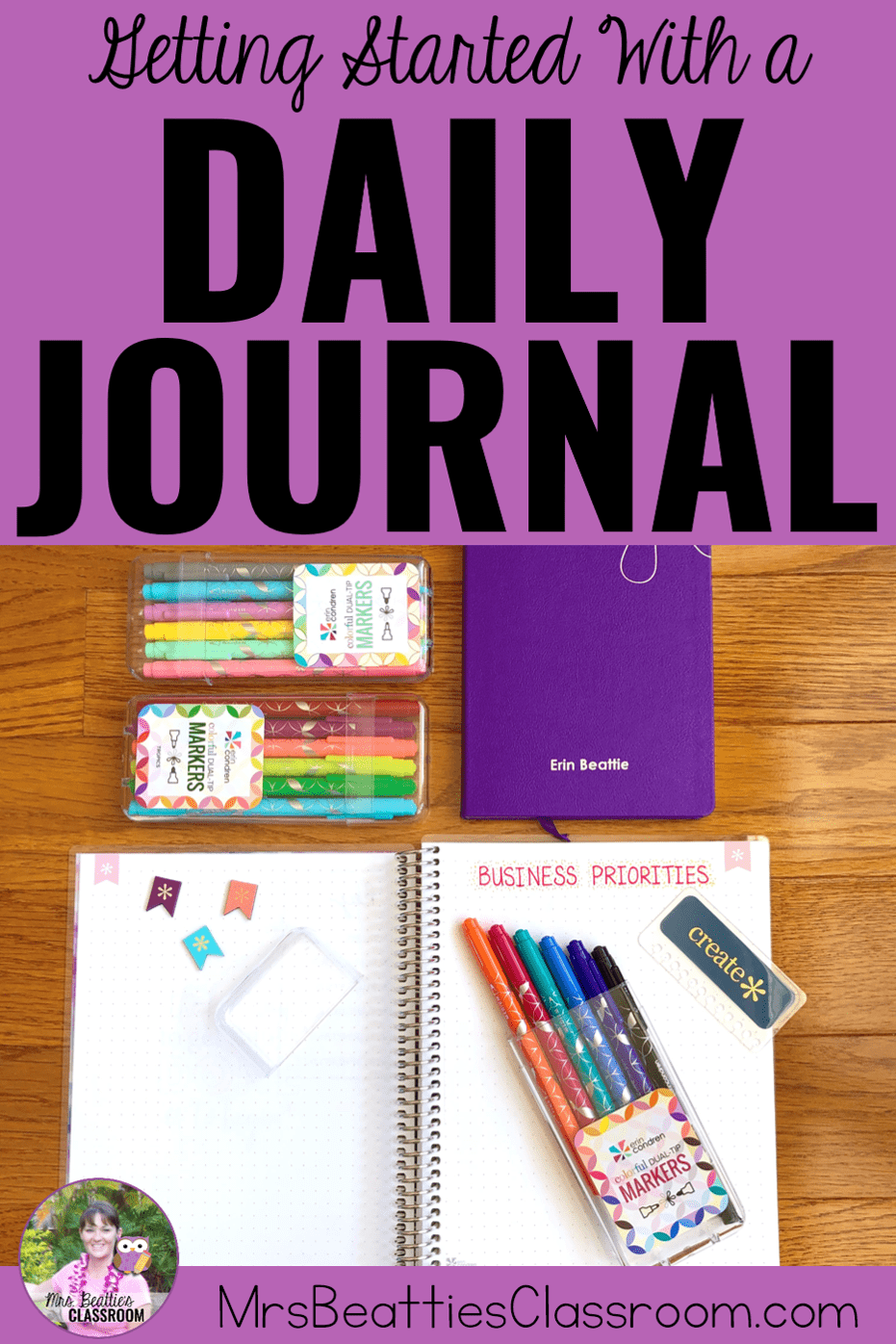 How Using a Journal Can Improve Your Life   Teacher ...