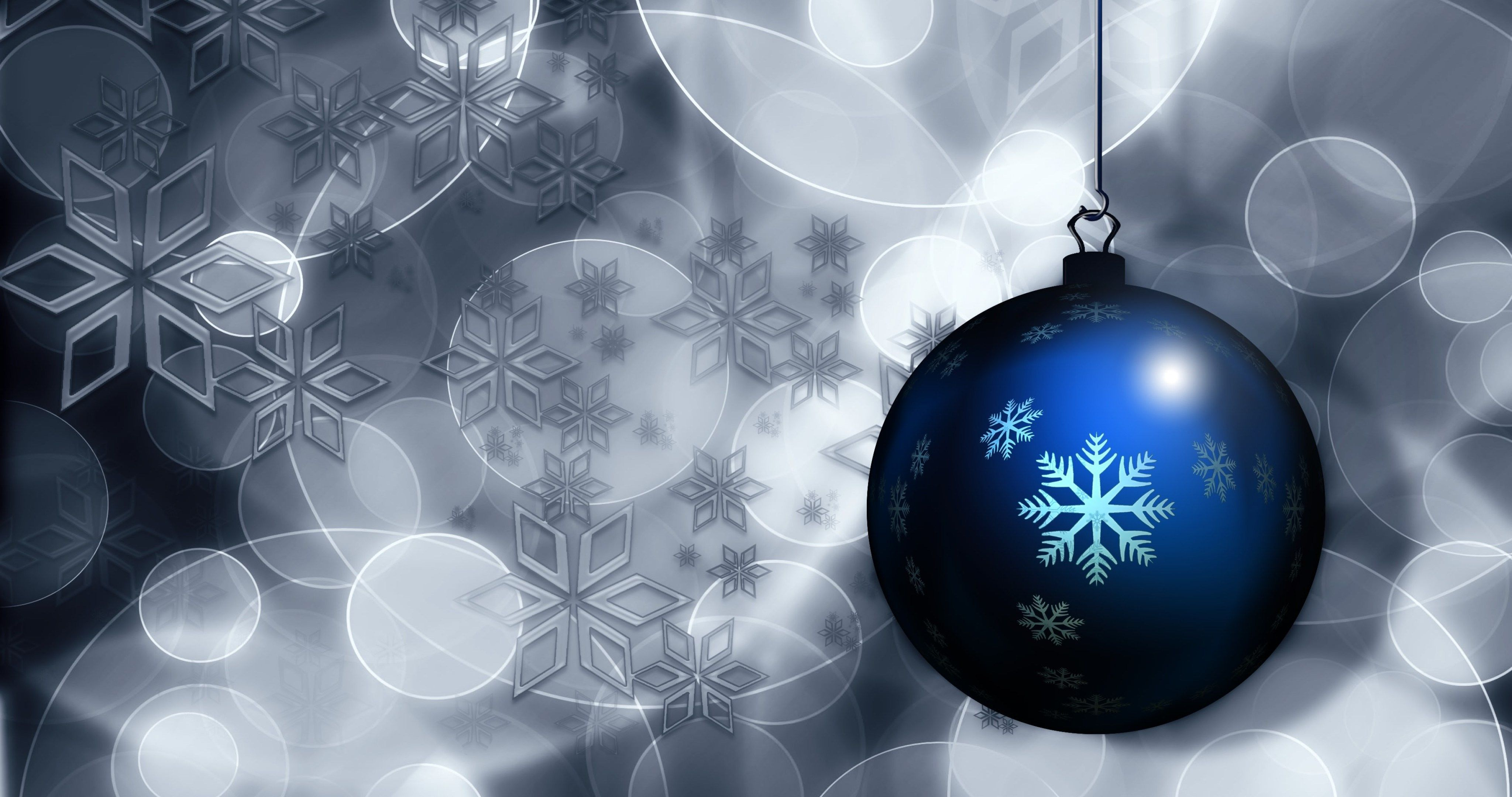 Christmas Ball 4k Ultra Hd Wallpaper With Images