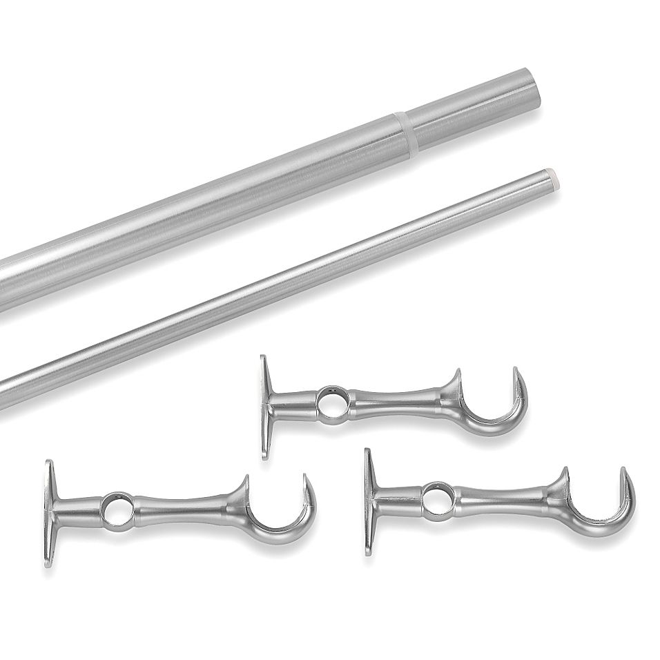 """Cambria Premier Complete 32"""" To 60"""" Double Extension Rod"""