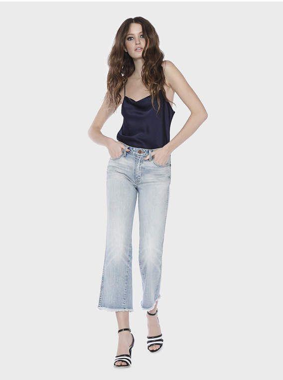 0e9cb3d4131d0 Perfect Cropped Kick Flare Jean #ad   denim   Kick flare jeans ...