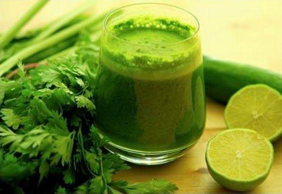 عصير الكرفس والليمون : وصفة سريعة لحرق الدهون | Persil