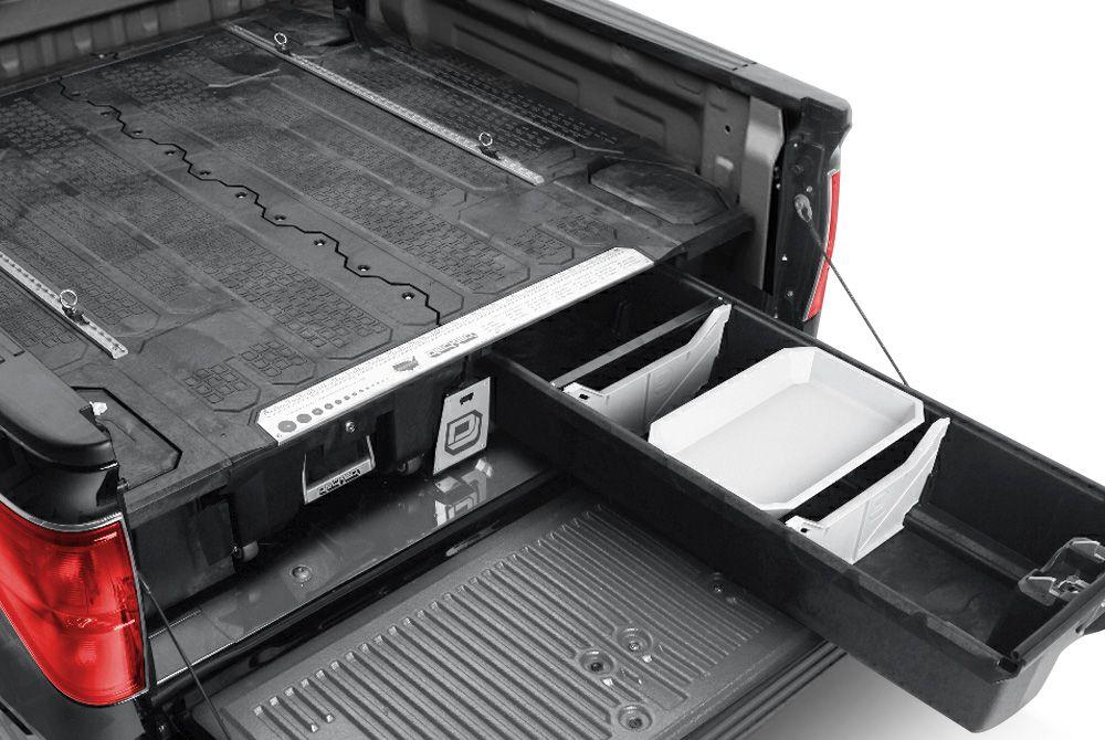 DECKED® Truck Bed Storage System Truck bed storage
