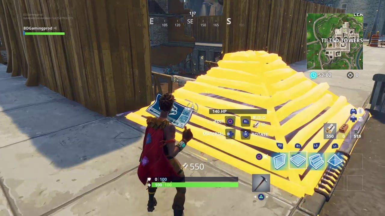 in this youtube video you will be learning how to build in fortnite - learn to build fortnite pc