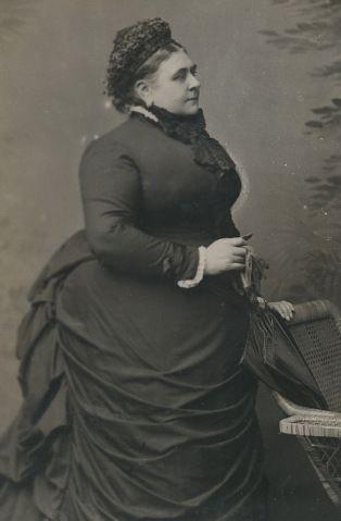 Princess Mary Adelaide, 1880