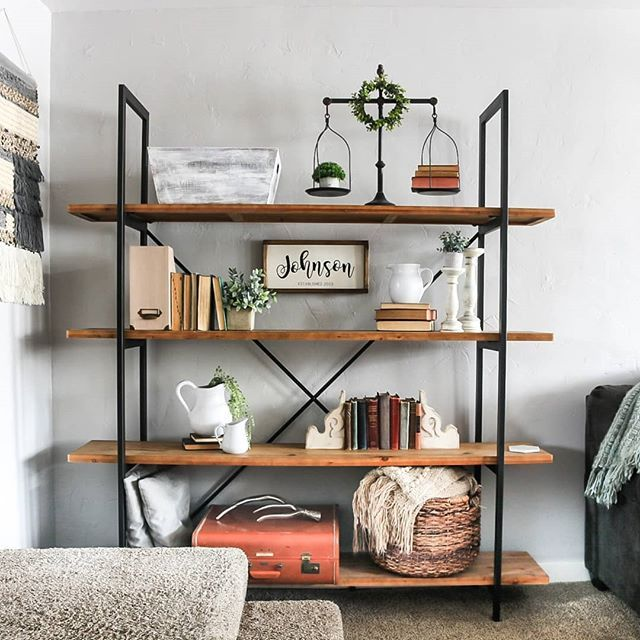How To Hide Wires With A Mid-Century Side Table | Home ...
