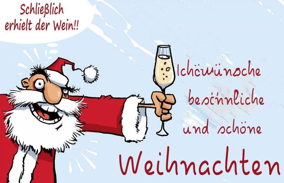 Weihnachtsgrüße Whatsapp Lustig