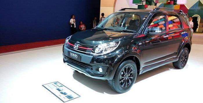 Daihatsu Terios 2016 Black Edition Tampil Memukau Di Giias Mobil