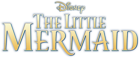 Hasil gambar untuk the little mermaid logo The little