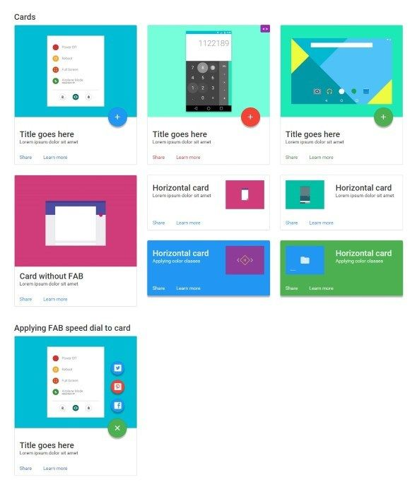Bmd Bootstrap Material Design Material Design Design