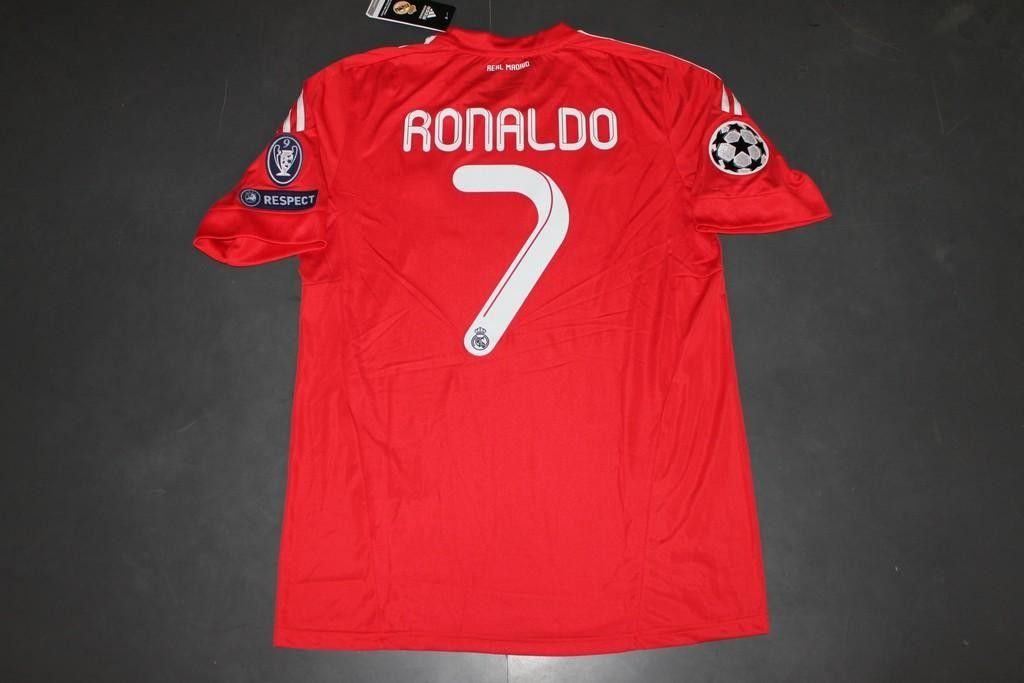 Ronaldo 7 Real Madrid 11 12 3rd Away Champions Football Jersey And Shorts Ronaldo 7 Real Madrid Real Madrid 11 Ronaldo
