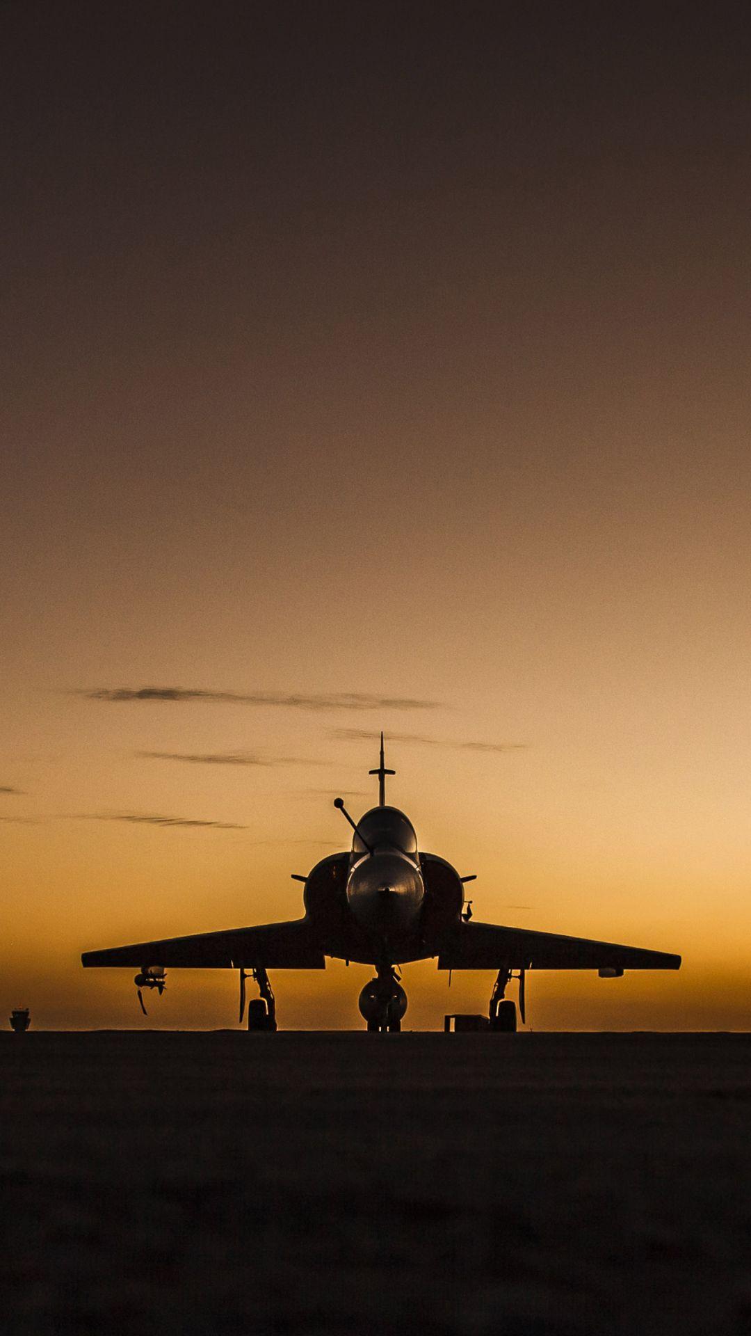 Military Dassault Mirage 2000 1080x1920 Mobile Wallpaper