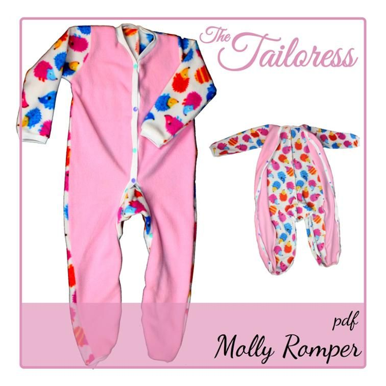 Free Sewing Pattern: 3-8 years Molly Girls Boys Adaptive Clothing ...