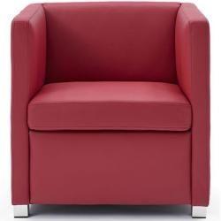 Photo of Sessel Id rot, Designer Indomo, 71x71x71 cm