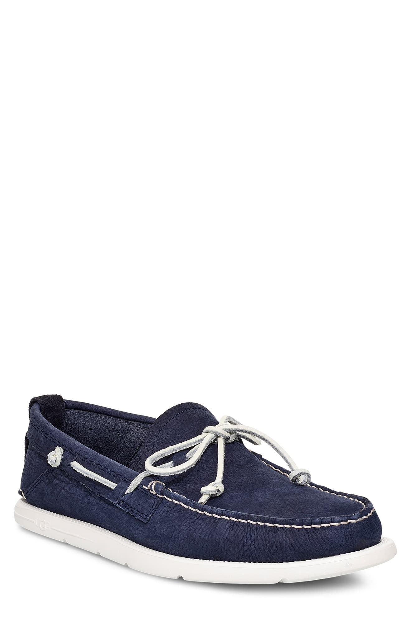 ab70e269d62 UGG Beach Moc Boat Shoe in 2019 | Products | Boat shoes, Uggs, Shoes