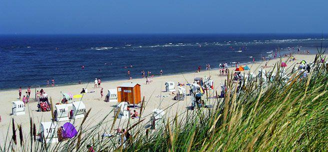 North Sea Islands, Germany