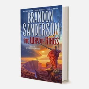 The Way of Kings Hardcover