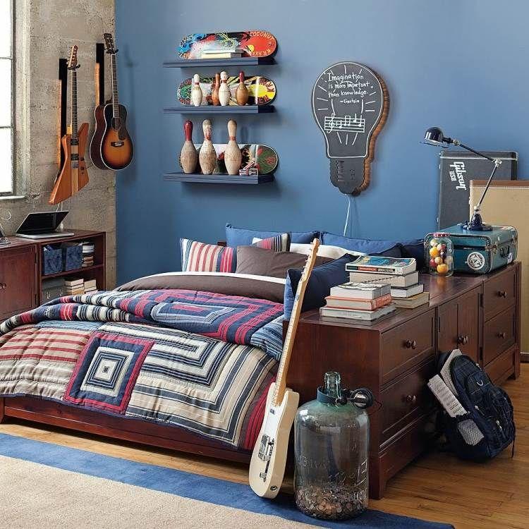 Eigenes reich zaubern mit den lieblingsst cken fotos bilder schlafzimmer f r teenager - Renovierung schlafzimmer ideen ...