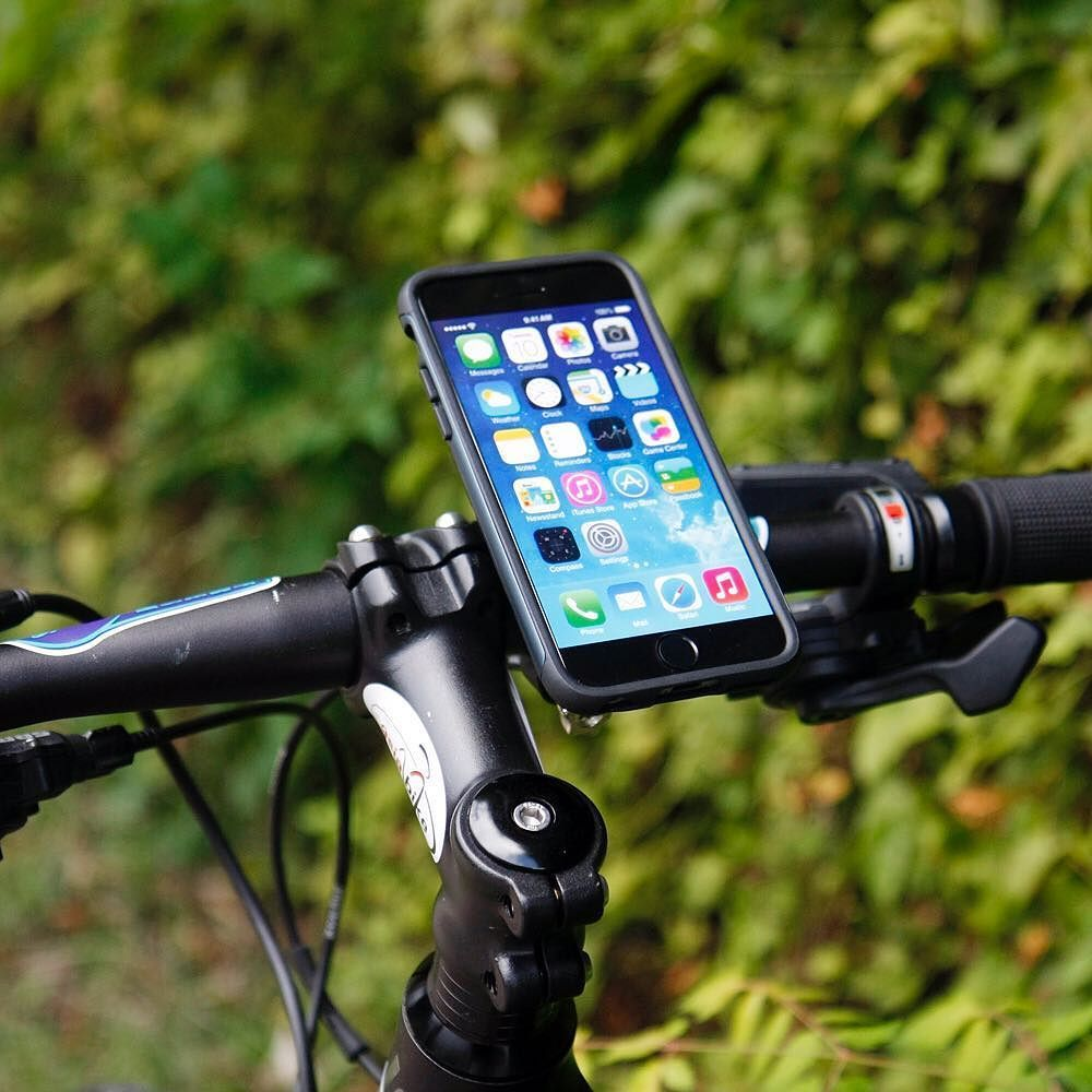 Turn Your Iphone Into A Bike Computer To Track Yourself And Check