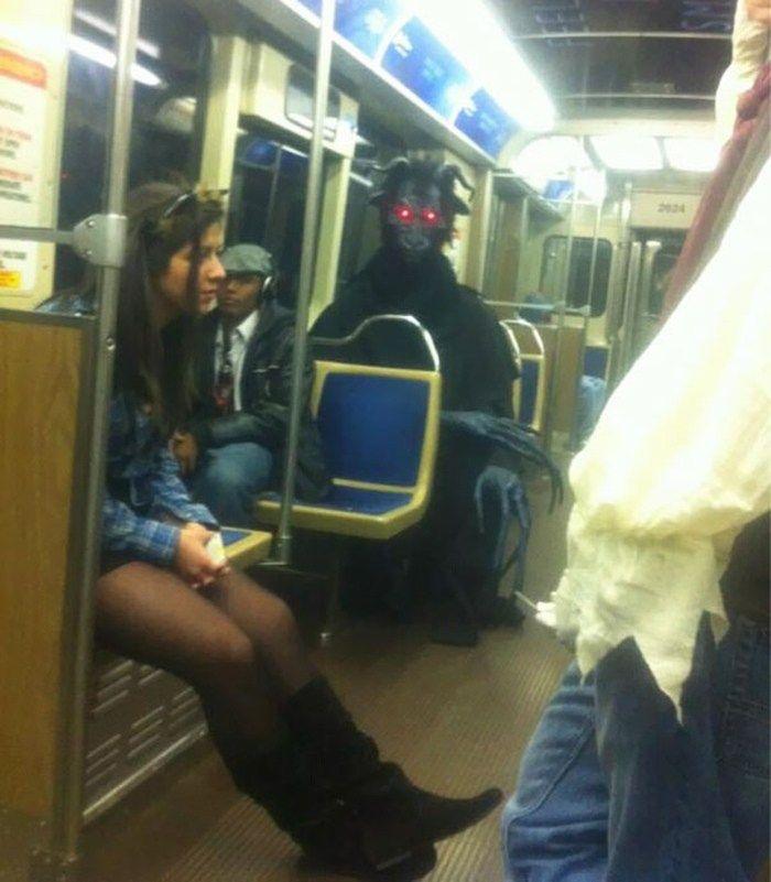 Devil metro