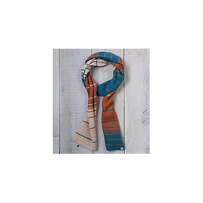 Heartfelt Blanket Scard I Moroccan Blue I Horny Toad