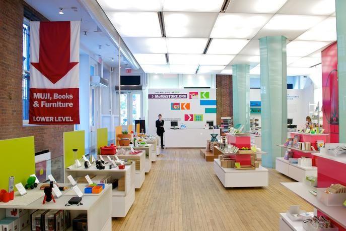 Modern Art Museum New York Store