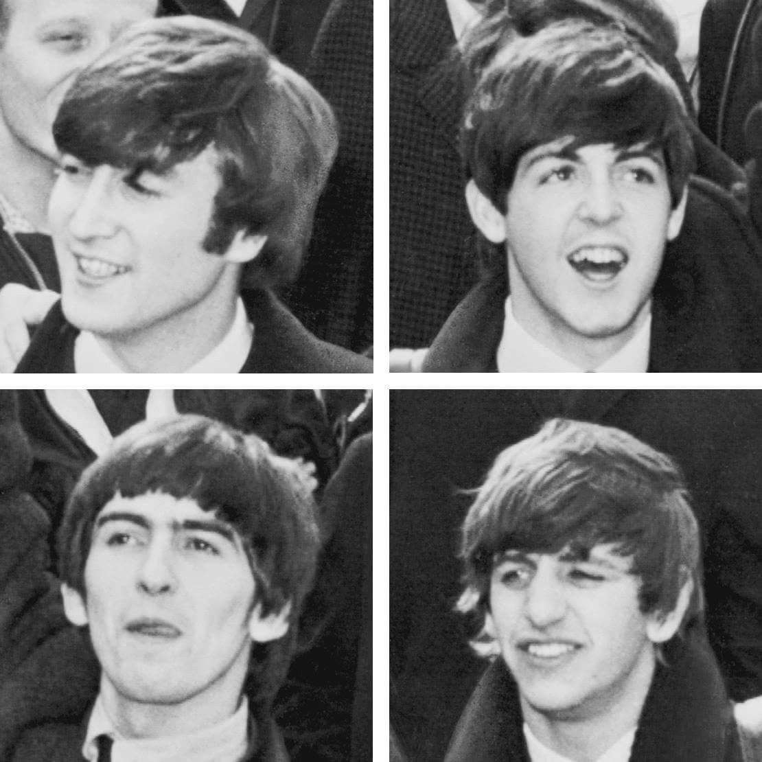 Pin On The Beatles