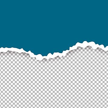 Gambar Setengah Lembar Kertas Desain Template Kertas Kertas Biru Set Slogan Maket Png Dan Vektor Dengan Latar Belakang Transparan Untuk Unduh Gratis Paper Design Pattern Paper Torn Paper
