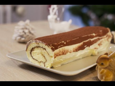 Buche chocolat creme de marron herve cuisine