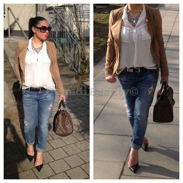 casual autumn outfit httphanadidiabblogspotde my