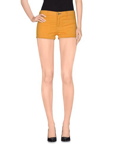 #Shine shorts jeans donna Ocra  ad Euro 29.00 in #Shine #Donna jeans shorts jeans