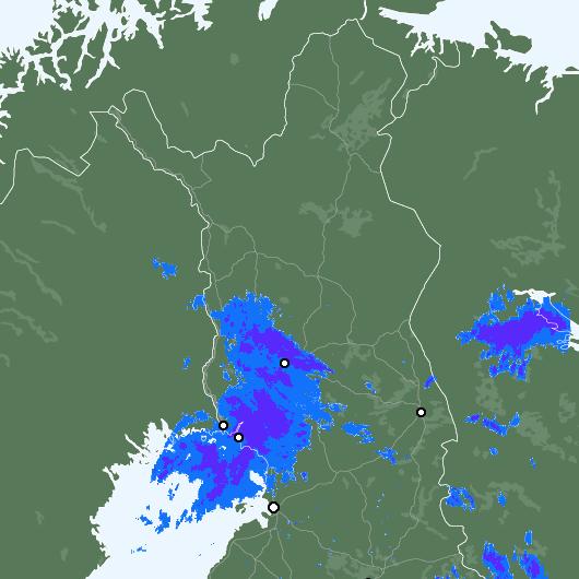 Sadetutka ja ennuste Tornio Forecafi Ilmainen Almanakka