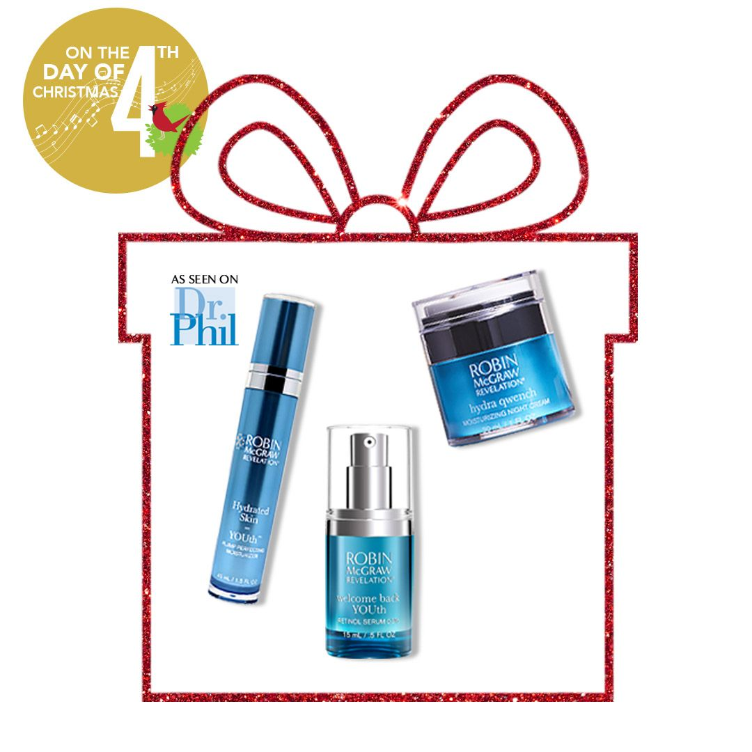 It S The 4th Day Of Christmas And The Deals Are In Full Swing Snag 30 Off Our Triple Hydration Routine Featurin Anti Aging Skin Care Skin Care Aging Signs