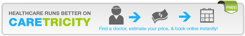 Your doctor may recommend a different procedure depending on the treatment that is best for you.  * Typical price is based off the 80th percentile fees in your ZIP code.