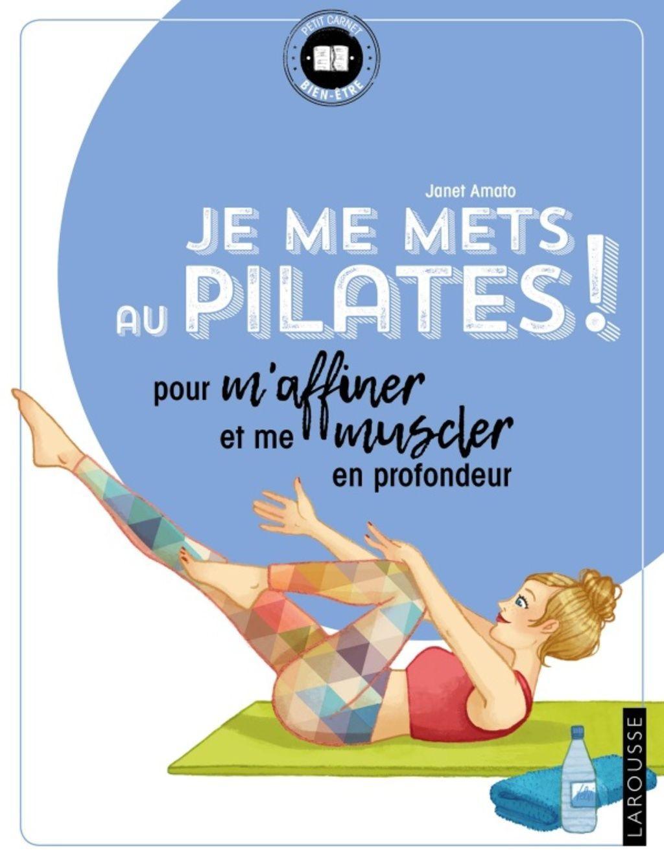 Je me mets au Pilates ! (eBook) Pilates, Ebooks, Books