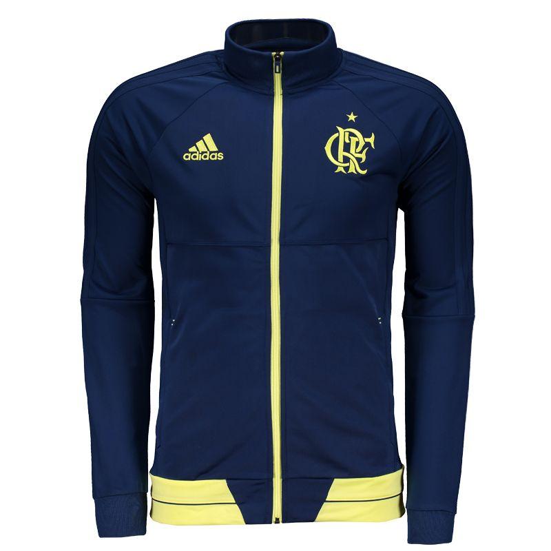Agasalho Adidas Flamengo Viagem 2017 Marinho Somente na FutFanatics você  compra agora Agasalho Adidas Flamengo Viagem 2017 Marinho por apenas R   419.90. 891b618c05358