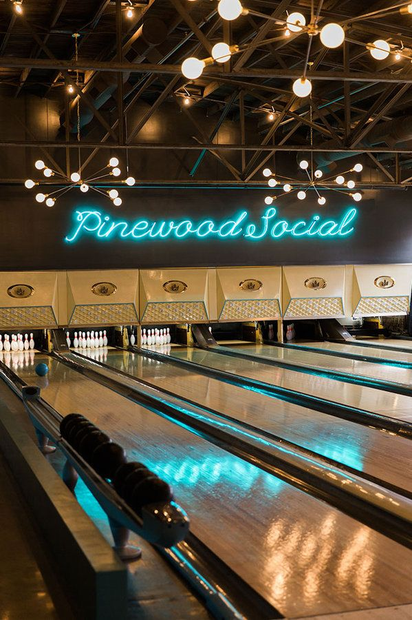 South S Best Bars Cool Bars Bowling Alley Bowling