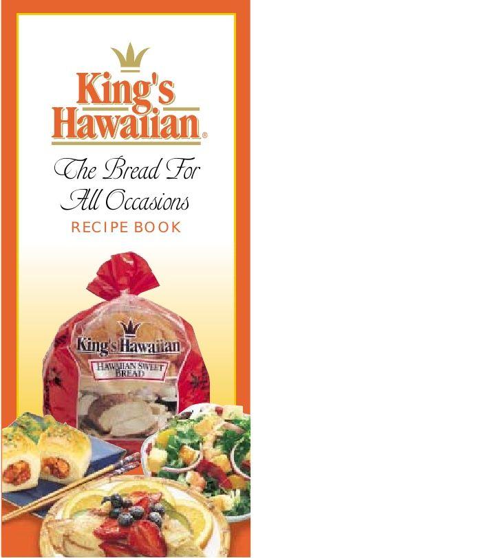 Kings hawaiian-bread-recipe-booklet