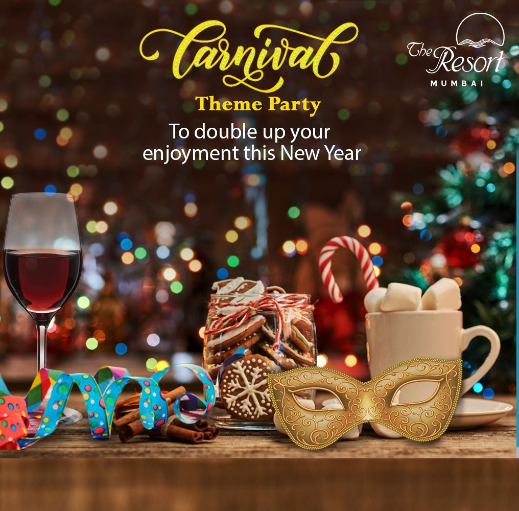 Want To Experience The Best New Year S Eve Of All Time We Have Got You Covered Book Your Stay Now For Reserva All About Time New Years Eve Carnival Themes