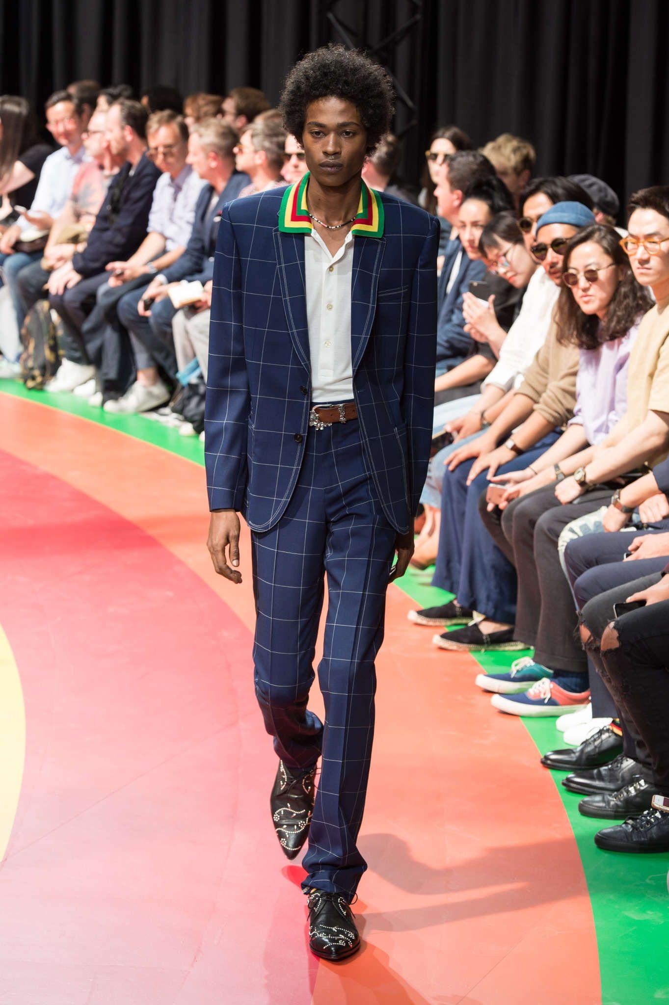 Paul Smith Printemps/Eté 2017, Menswear - Défilés (#26186)