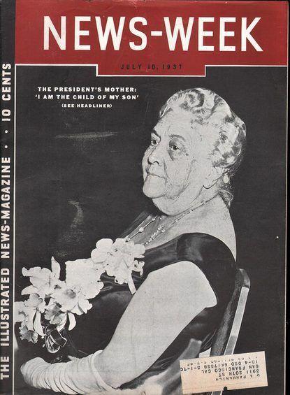 Newsweek July 10 1937